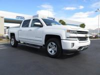 Come see this 2016 Chevrolet Silverado 1500 LTZ. Its