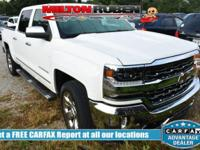 Options:  2016 Chevrolet Silverado 1500 Ltz|Miles: