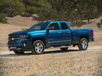 My! My! My! What a deal! 4X4!  Chevrolet has outdone