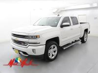 This 2016 Chevrolet Silverado 1500 LTZ has all the