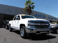 Options:  2016 Chevrolet Silverado 1500 4X4 Crew Cab