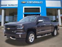 Contact Chuck Fairbanks Chevrolet today for information