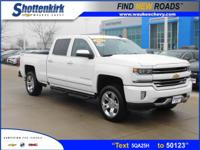 Options:  2016 Chevrolet Silverado 1500 Ltz|4X4 Ltz 4Dr