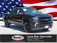 Certified Pre-Owned 2016 Chevrolet Silverado 1500 LTZ,