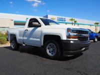 Come see this 2016 Chevrolet Silverado 1500 Work Truck.