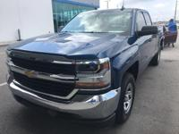 Silverado 1500 LS, GM Certified, 4D Double Cab, 6-Speed