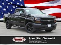 Certified Pre-Owned 2016 Chevrolet Silverado 1500 Work