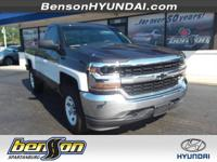CLEAN CARFAX/NO ACCIDENTS, NON-SMOKER, Silverado 1500