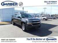 Featuring a 4.3L V6 with only 10,882 miles. CARFAX 1