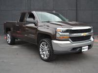 This 2016 Chevrolet Silverado 1500 Work Truck Double