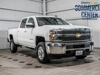2500HD CREW CAB 4X4 6.0 V8 6 SPEED HD AUTOMATIC 1LT