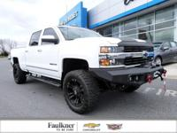 CARFAX 1-Owner, Chevrolet Certified, LOW MILES - 2,477!