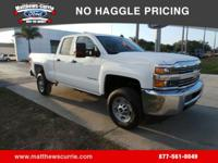 ****2016 CHEVROLET SILVERADO 2500 HD****ONE OWNER,
