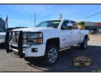 Options:  2016 Chevrolet Silverado 2500Hd High
