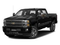 This 2016 Chevrolet Silverado 2500HD High Country has