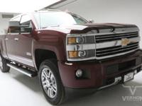This 2016 Chevrolet Silverado 2500HD High Country Crew
