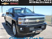 Silverado 2500HD High Country, GM Certified, 4D Crew