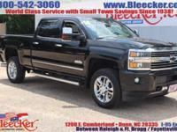 This Chevrolet Silverado 2500HD delivers a Turbocharged