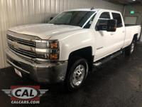 Options:  2016 Chevrolet Silverado 2500Hd 4Wd Crew Cab