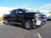 Look at this 2016 Chevrolet Silverado 2500HD LT. Its