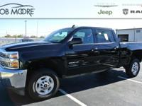 Allison 1000 6-Speed Automatic, 4WD, and Jet Black