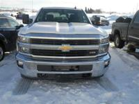 *GM CERTIFIED!* And *LOCAL TRADE*. Silverado 2500HD LT,