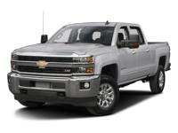 Introducing the 2016 Silverado2500 HD. With new