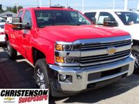 2016+Chevrolet+Silverado+2500HD+LT+in+Red+Hot+for+sale+