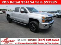 Recent Trade! LTZ 6.6 V8 Duramax Turbo Diesel Crew Cab