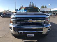 Options:  2016 Chevrolet Silverado 2500Hd Ltz|Tungsten