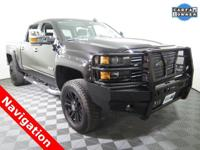 2016 Chevrolet Silverado 2500 HD LTZ Crew Cab with a