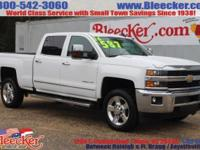 Only 6,483 Miles! This Chevrolet Silverado 2500HD