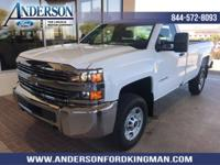 This Chevrolet Silverado 2500HD has a dependable