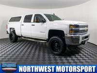 Clean Carfax One Owner Truck with Brand New Les Schwab