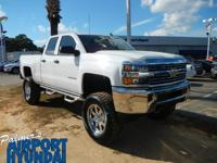 Introducing the 2016 Chevrolet Silverado 2500HD! Both