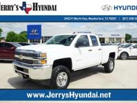 Jerry's Hyundai - Weatherford is honored to present a