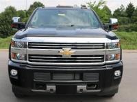 2016 Chevrolet Silverado 3500 Crew Cab High Country DRW