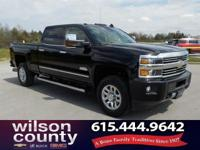 2016 Chevrolet Silverado 3500HD High Country Duramax