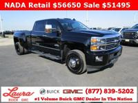 1-Owner New Vehicle Trade! High Country 6.6 V8 Duramax