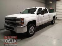 Options:  2016 Chevrolet Silverado 3500Hd 4Wd Crew Cab