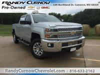 Options:  2016 Chevrolet Silverado 3500Hd Ltz|Silver