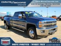 ***1-OWNER*** From home to the job site, this Blue 2016