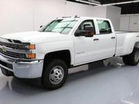 This awesome 2016 Chevrolet Silverado 3500 4x4 Diesel