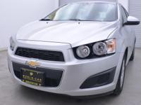 CARFAX 1-Owner. EPA 35 MPG Hwy/24 MPG City! LT trim.