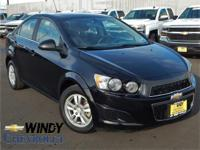 Options:  2016 Chevrolet Sonic Lt Auto|We Offer