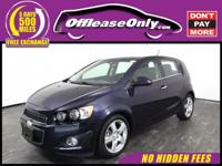 MUST SEE!! One Owner. This 2016 Chevrolet Sonic