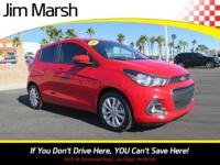 Introducing the 2016 Chevrolet Spark! This is a