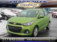 Options:  2016 Chevrolet Spark 1Lt Cvt|1Lt Cvt 4Dr