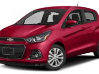 Options:  2016 Chevrolet Spark Lt W/1Lt|Come Experience