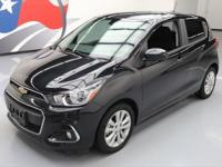 2016 Chevrolet Spark with 1.4L I4 Engine,Continuously